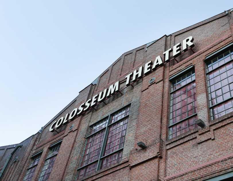 Colosseum Theater in Essen