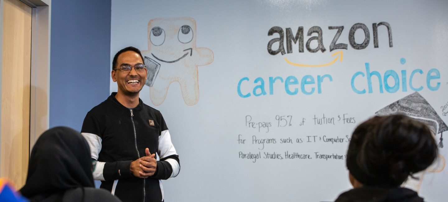Amazon Fulfillment S Career Choice Program