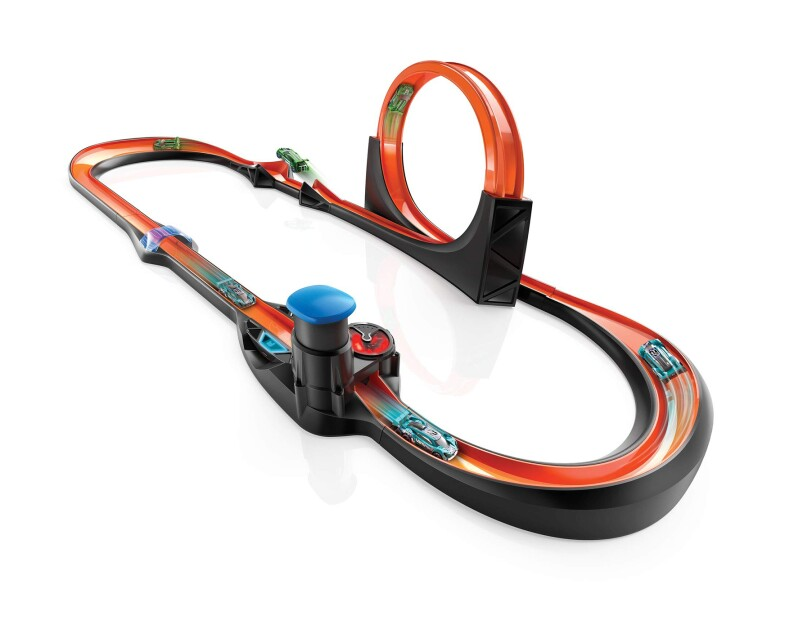 smart track Hot Wheels