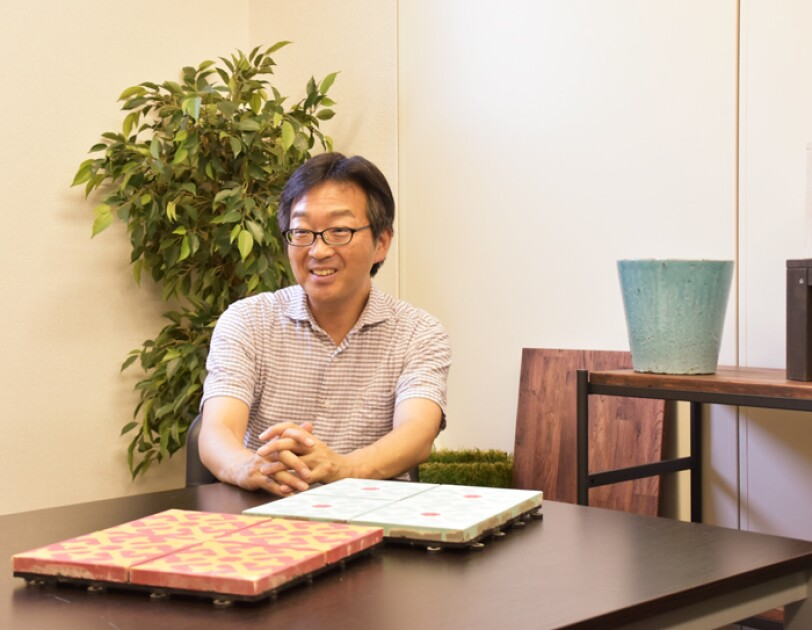 お客様とわかちあうガーデニングの楽しさ オリジナル商品開発に力を注ぎ、会社を成長させた遠藤大介さん