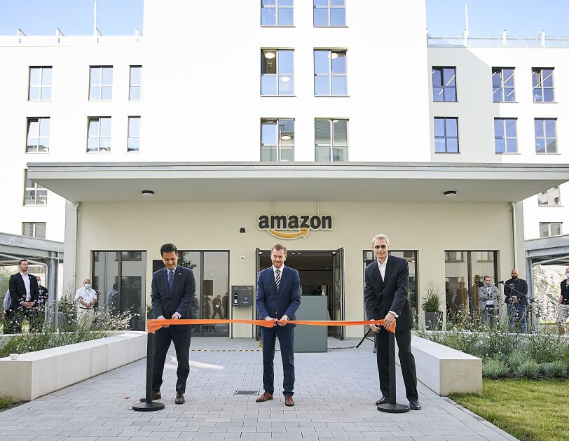 Amazon Web Service in Dresden