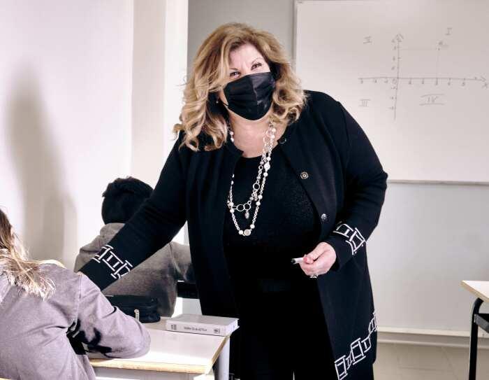 Paola Arcuri, Vicepreside dell'Istituto Comprensivo Falcone e Borsellino (Sesto Fiorentino)
