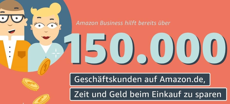 Image: Wie viele Geschäftskunden nutzen Amazon Business in Deutschland?