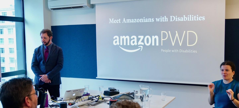 Amazon Academy Peter Korn Presents