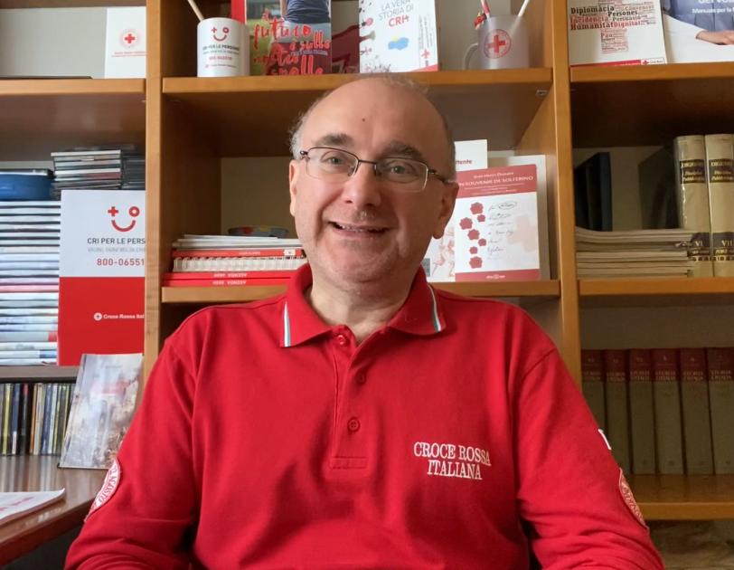 Rosario Valastro, Vice Presidente di Croce Rossa Italiana