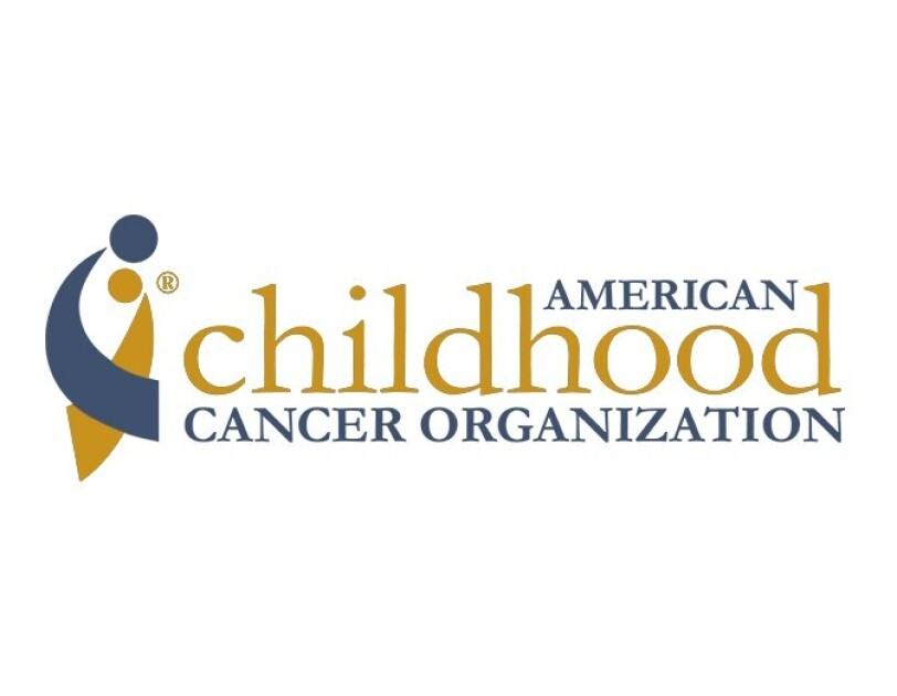 An image of the logo for the American Childhood Cancer Organization