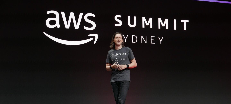 Glenn Gore, AWS Worldwide Lead Solutions Architect