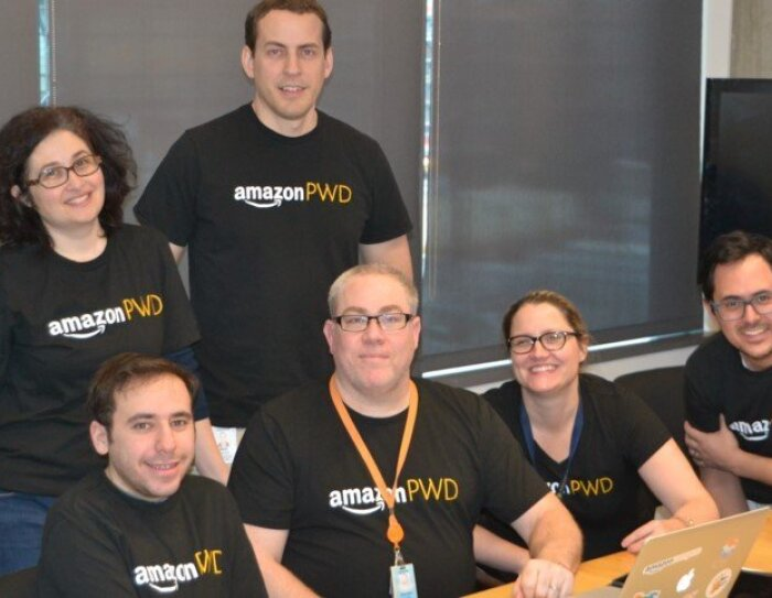 Amazon People With Disabilities affinity group