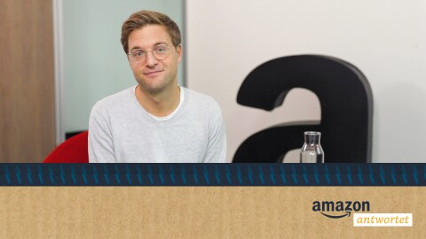Amazon antwortet: Amazon's Choice