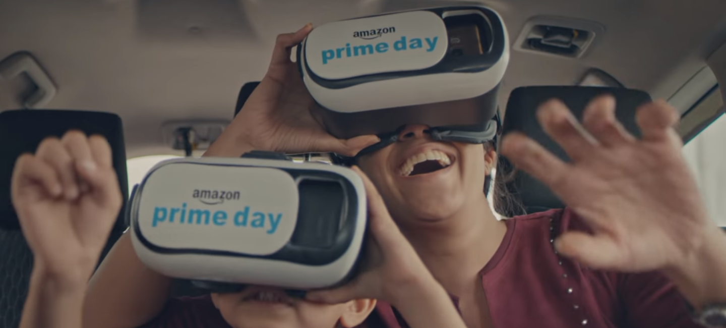 When the magic of Prime Day touched our customers