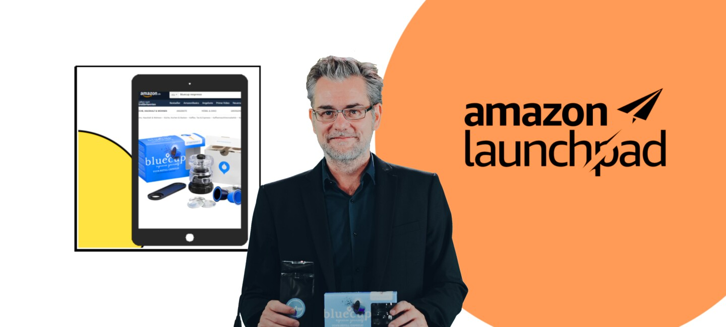 Amazon.nl launches Launchpad