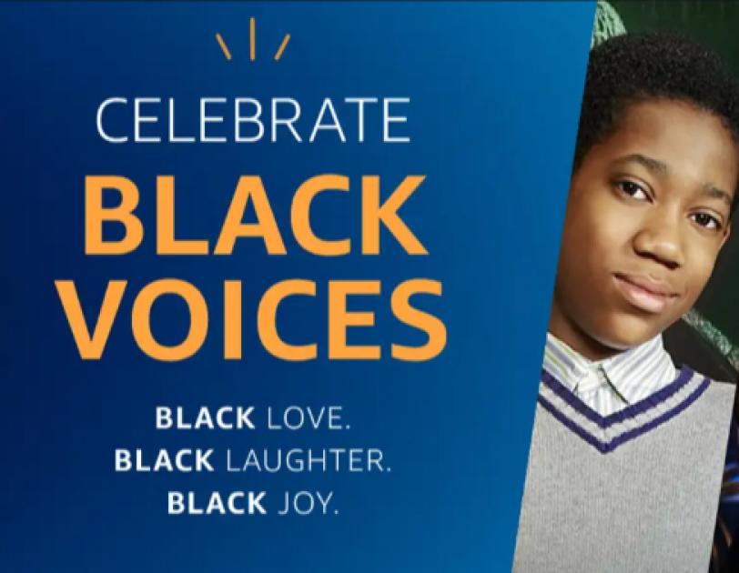 Amazon black history month
