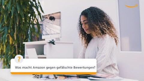 Amazon  antwortet 2021: Was unternimmt Amazon gegen gefälschte Produktbewertungen?
