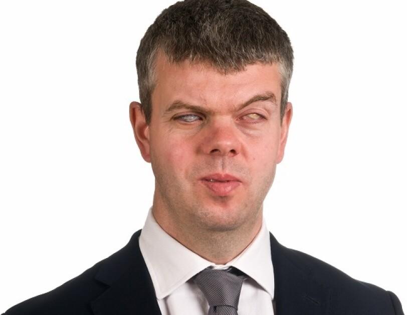 David Clarke headshot