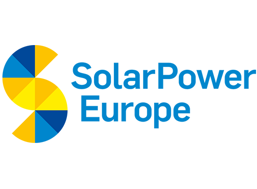SolarPower Europe logo on a white background.