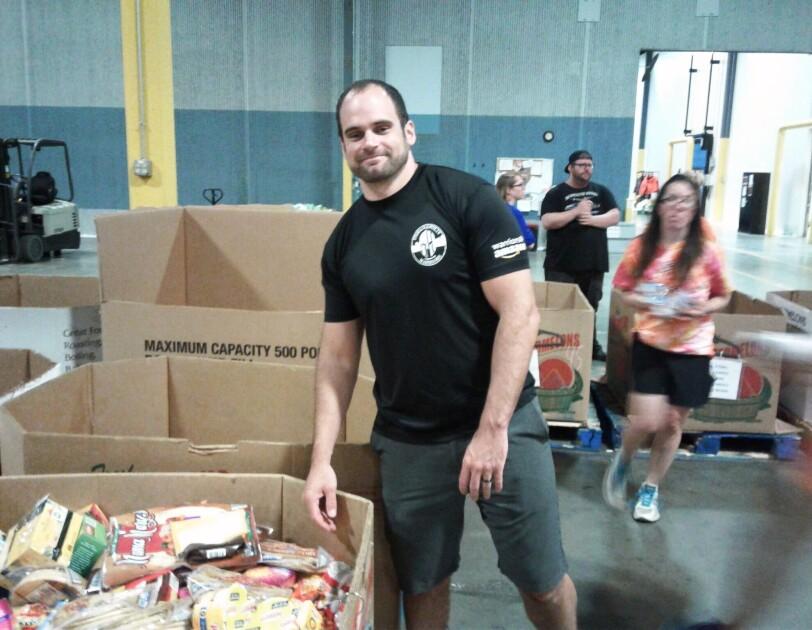 Military veteran serving up success at Amazon