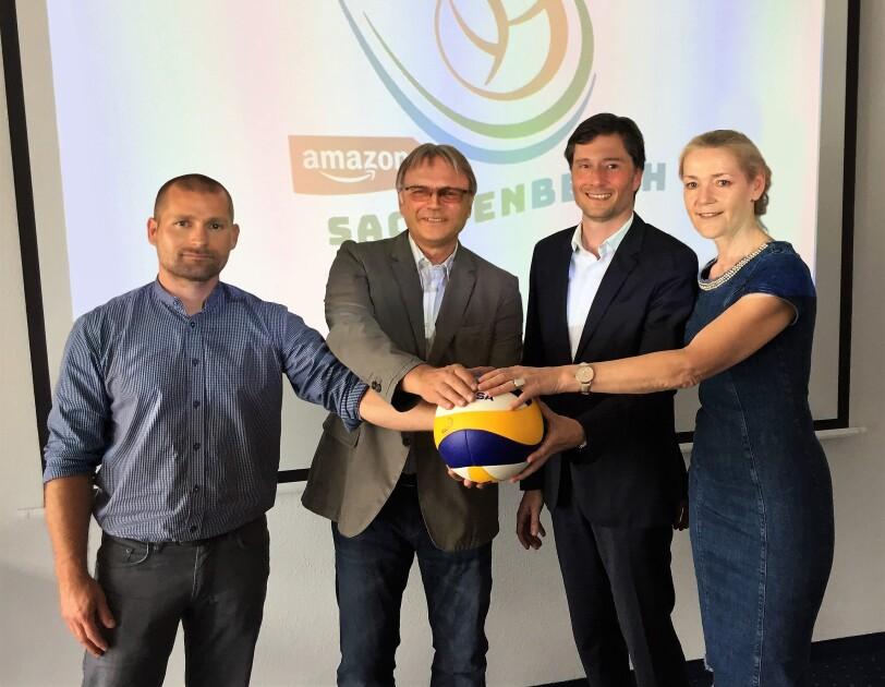 2018 Amazon SachsenBeach Pressekonferenz