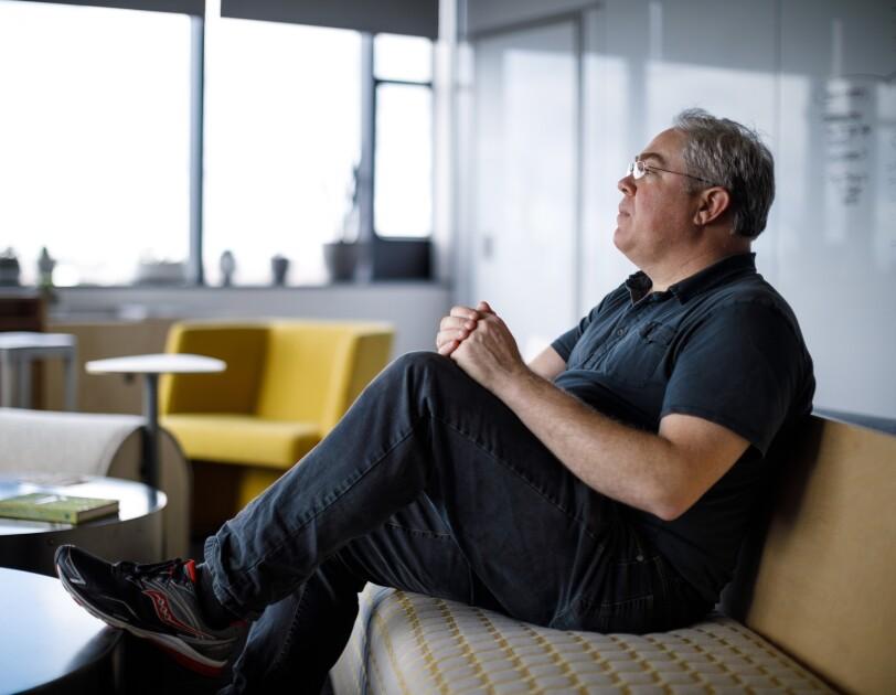 Amazon Mitarbeiter Brendan Gramer