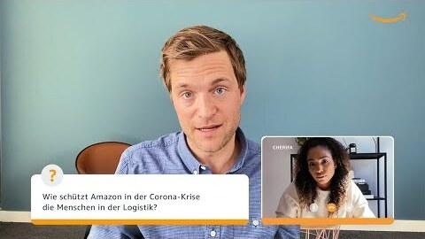 Amazon Antwortet: Corona 2021