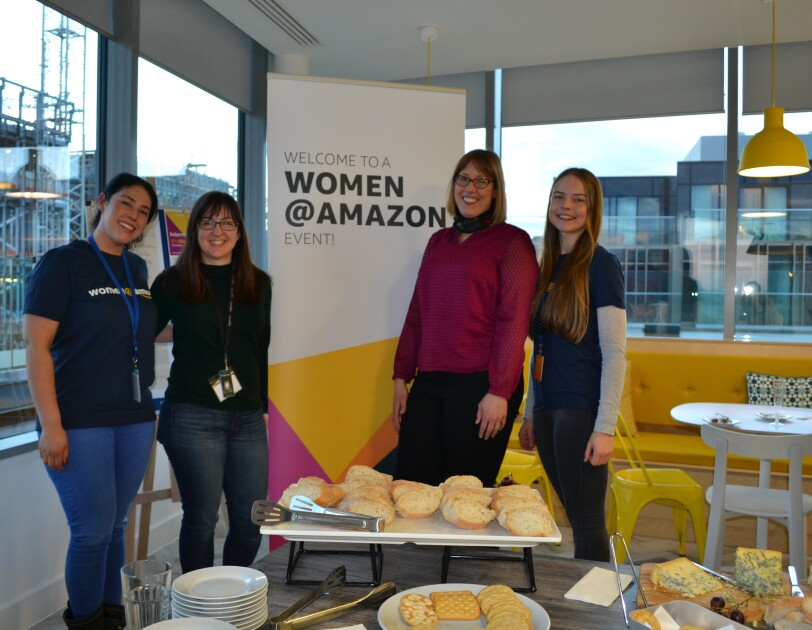 International Women's Day at Amazon
