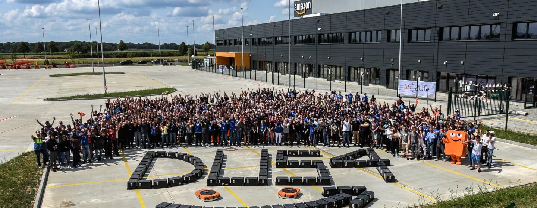 Inbetriebnahme DUS4_Amazon Mönchengladbach