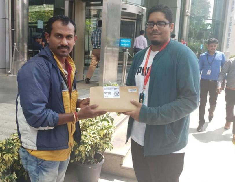 Deliver Smiles Amazon India