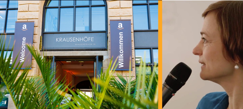 Zu Besuch in den Krausenhöfen (Teil 4): Sonja Methling unterstützt den Amazon Marketplace