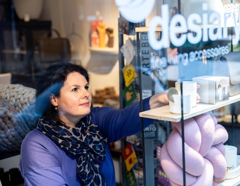 Desiary verkauft über Amazon.de und Julia Ritter ist Coach bei Quickstart Online