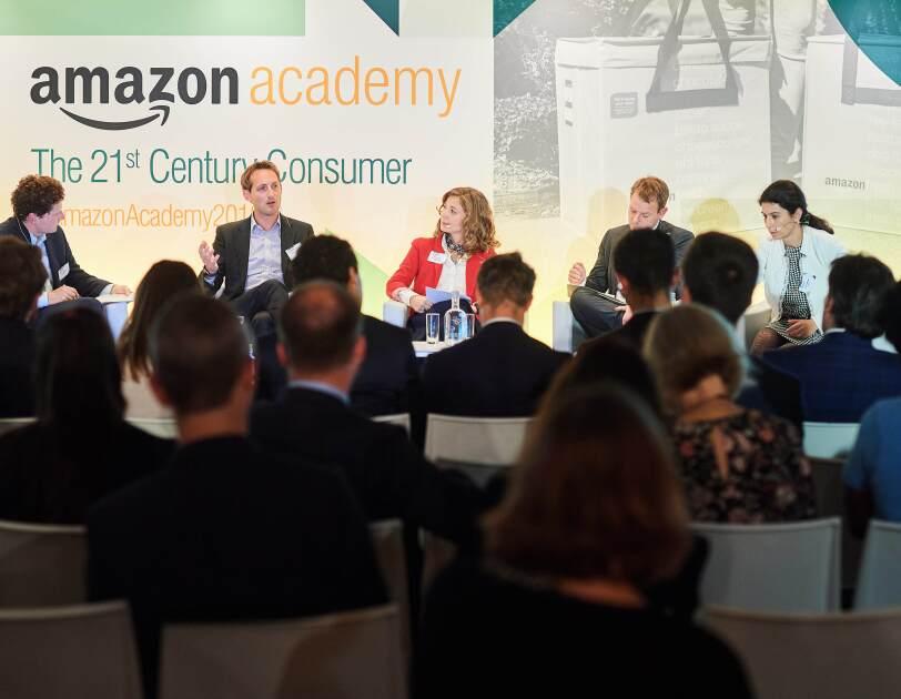Amazon Academy panelists image