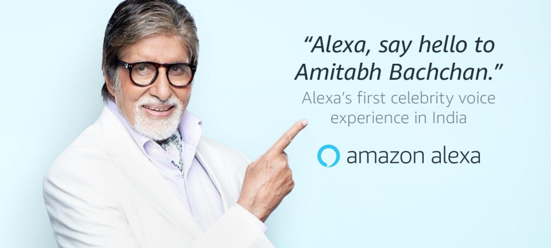 Alexa Big B India