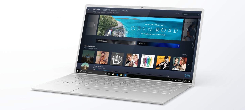 Windows 10 - Amazon Music
