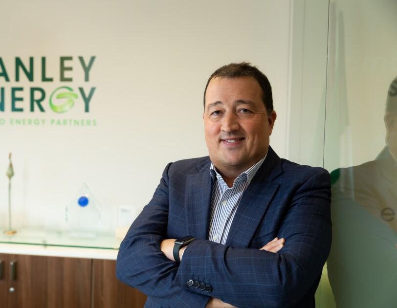 Dennis Nordon, Managing Director, Hanley Energy