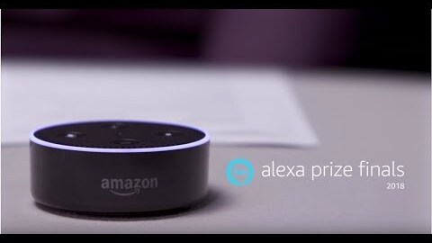 2018 Alexa Prize Finals - artificial intelligence and conversational AI innovations