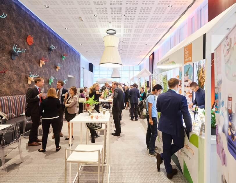 Amazon Marketplace exhibition at the Academy