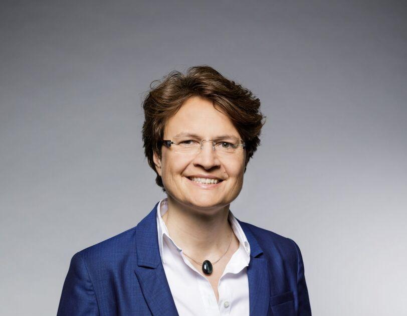 Porträtfoto von Bettina Günther