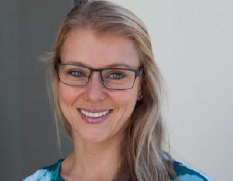 headshot of Jess Pinnock - Global Organisational Psychologist