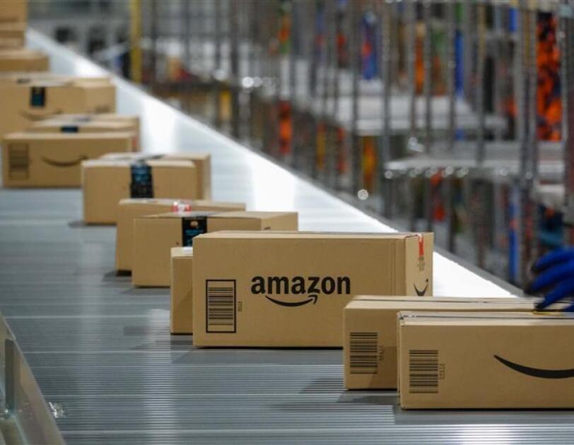 お客様に笑顔を届ける Amazonの物流システム