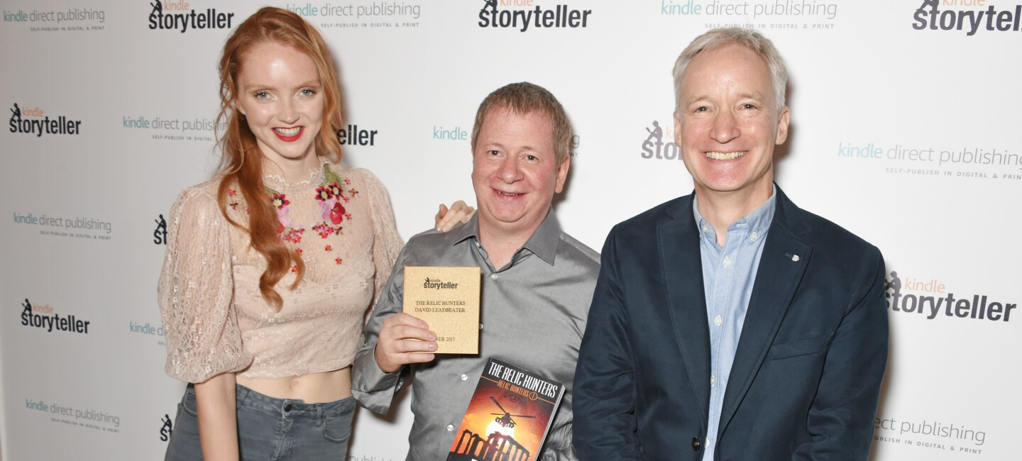 The Kindle Storyteller Award 2017