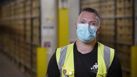 How Amazon prioritises health and safety while fulfilling customer orders