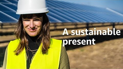 A sustainable present