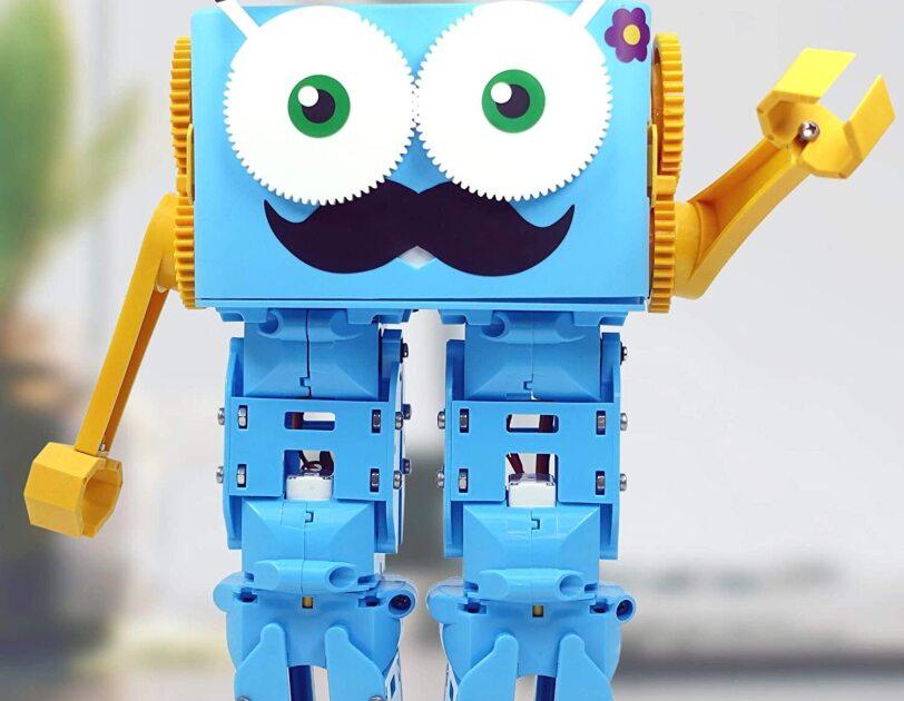 Blue Amazon Marty Robot