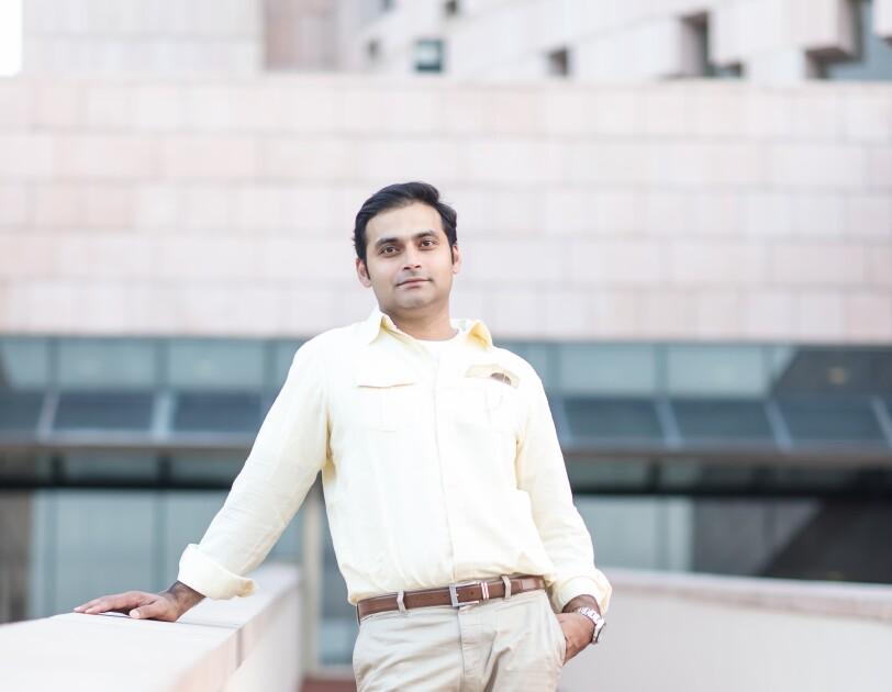 Operations Director Abhinav Singh