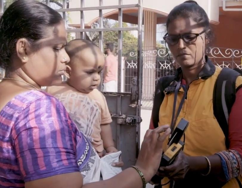 Women Station in Chennai