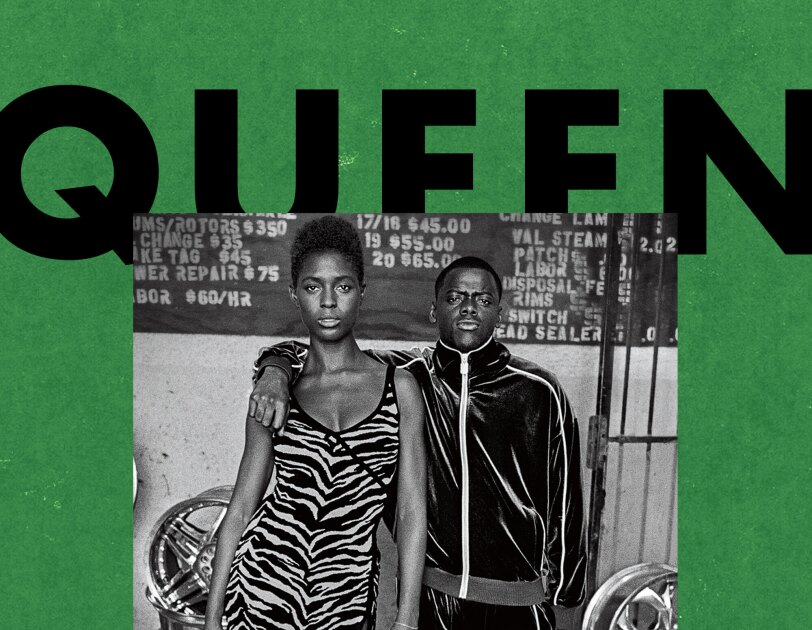 Queen & Slim book cover