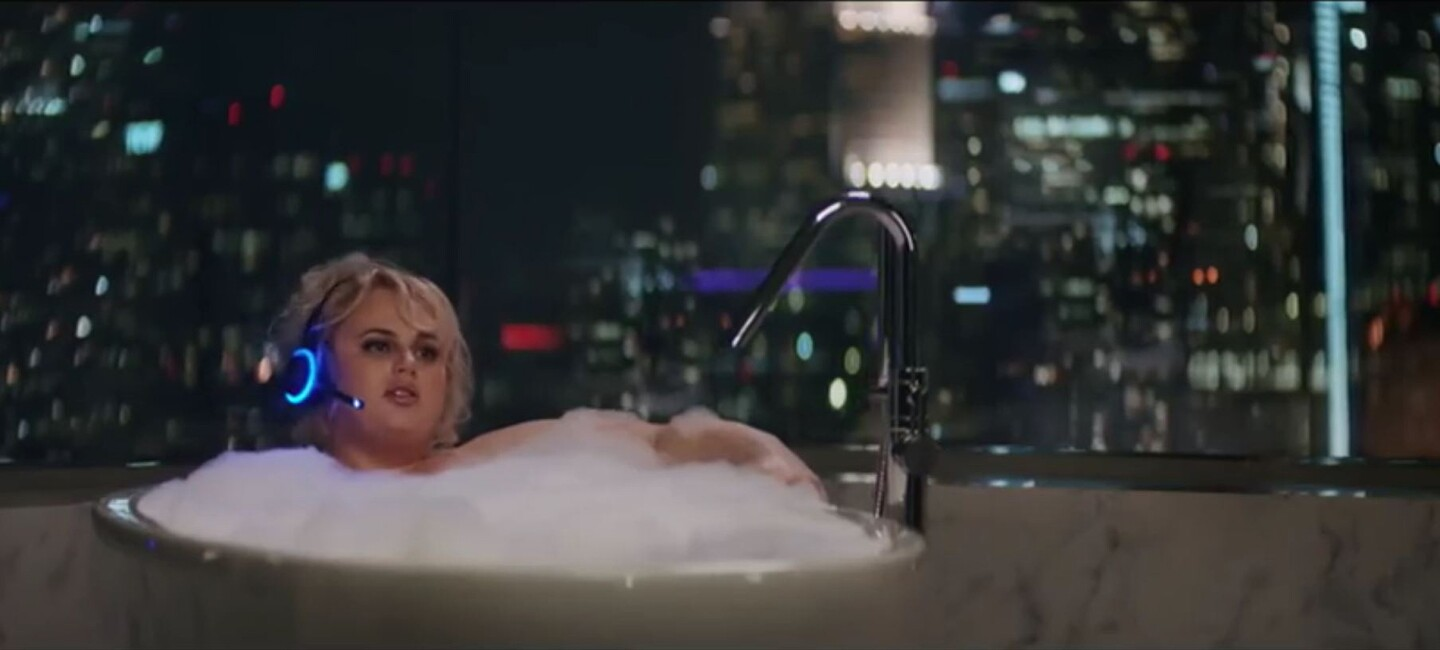 Rebel Wilson Super Bowl LII