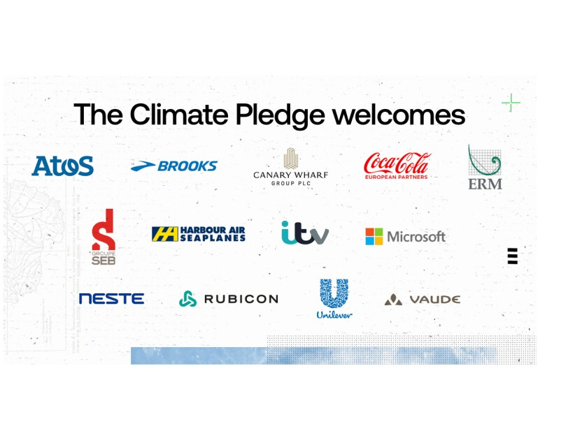 Climate Pledge_neue Unterzeichner