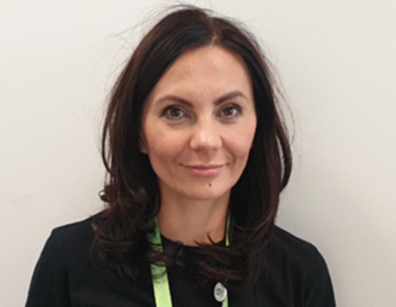 Magdalena Koleśnicka, EUFC Senior Sustainability Program Manager