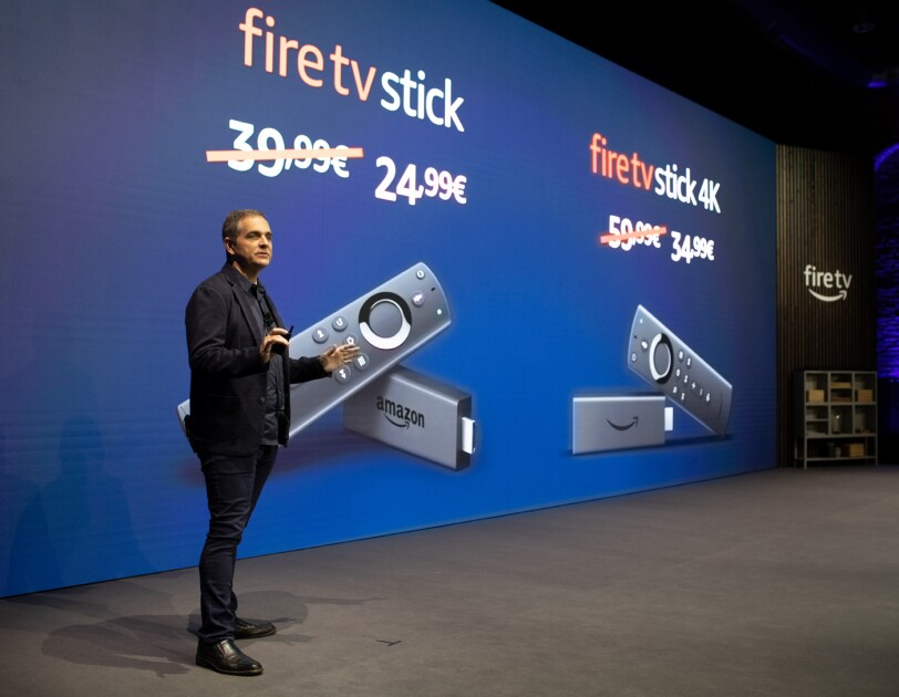 Marc Whitten, VP Fire TV