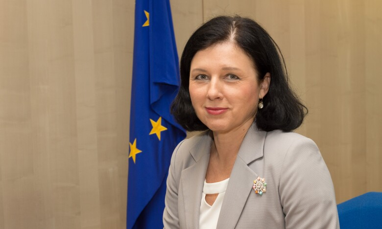 Věra Jourová – Justice, Consumers and Gender Equality European Commission