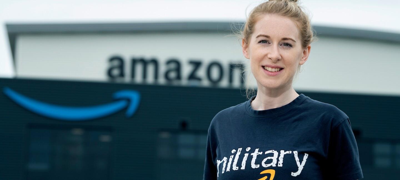Jennifer Mackay From Amazons Military Recruitment Programme